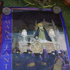 Carteles de Semana Santa: CARTEL SEMANA SANTA EL PUERTO DE SANTA MARIA. Lote 218988233