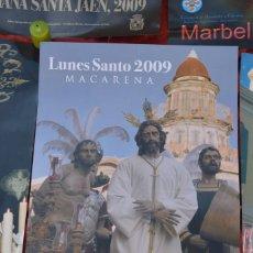 Carteles de Semana Santa: CARTEL SEMANA SANTA. Lote 218988415