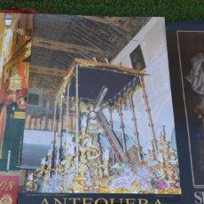 Carteles de Semana Santa: CARTEL SEMANA SANTA ANTEQUERA. Lote 218988530