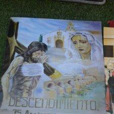 Carteles de Semana Santa: CARTEL SEMANA SANTA. Lote 218988645