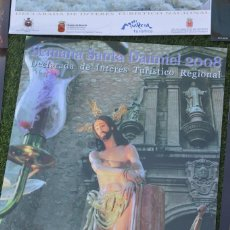 Carteles de Semana Santa: CARTEL SEMANA SANTA. Lote 218992918