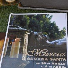Carteles de Semana Santa: CARTEL SEMANA SANTA. Lote 218992957