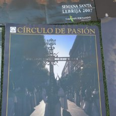 Carteles de Semana Santa: CARTEL SEMANA SANTA SEVILLA. Lote 218993181