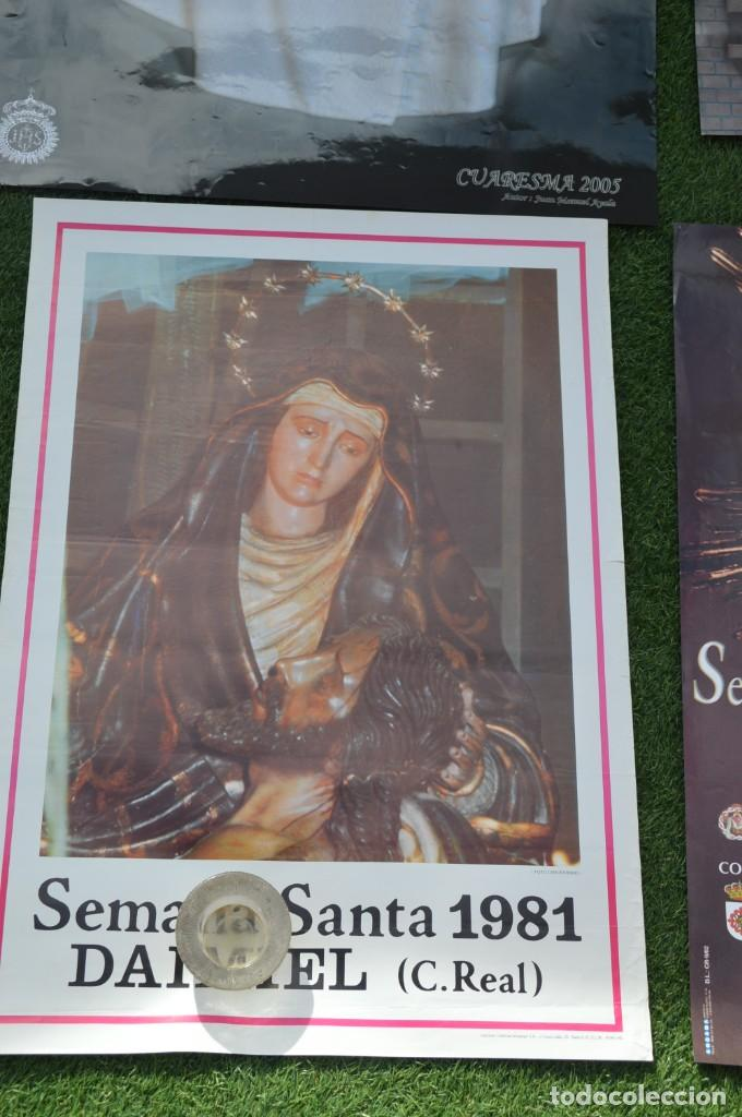 CARTEL SEMANA SANTA (Coleccionismo - Carteles Gran Formato - Carteles Semana Santa)