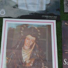 Carteles de Semana Santa: CARTEL SEMANA SANTA. Lote 218994813