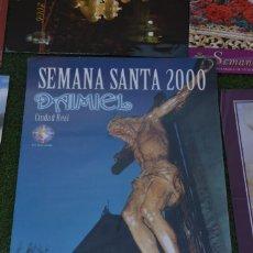 Carteles de Semana Santa: CARTEL SEMANA SANTA. Lote 218999305