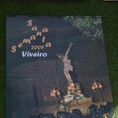 Carteles de Semana Santa: CARTEL SEMANA SANTA. Lote 218999557