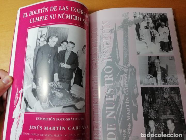 Carteles de Semana Santa: NÚMERO EXTRAORDINARIO 500 BOLETÍN COFRADÍAS DE SEVILLA. SEMANA SANTA. OCTUBRE 2000 - Foto 3 - 219311875