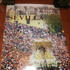 Carteles de Semana Santa: CARTEL DE LA SEMANA SANTA DE SEVILLA, AÑO 1.978... .. Lote 221625287