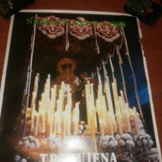 Carteles de Semana Santa: CARTEL DE LA SEMANA SANTA DE TREBUJENA... 1.988.. Lote 221626636