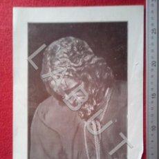 Carteles de Semana Santa: FOTOGRAFIA ANTIGUA BARRERA JESUS DE LA PASION SEMANA SANTA SEVILLA C13. Lote 221754707