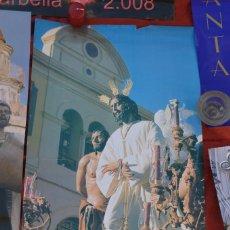 Carteles de Semana Santa: CARTEL SEMANA SANTA ALMERÍA. Lote 222074872