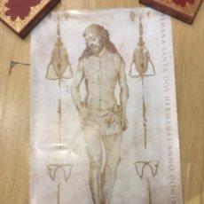 Carteles de Semana Santa: CARTEL SEMANA SANTA DOS HERMANAS ANNO DOMINI MMXX - 42X69CM. Lote 222641713