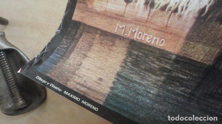 Carteles de Semana Santa: ANTIGUO CARTEL.FIESTAS DE PRIMAVERA.SEMANA SANTA Y FERIA SEVILLA 1982.MAXIMO MORENO 93 X 63.5 - Foto 5 - 222792267