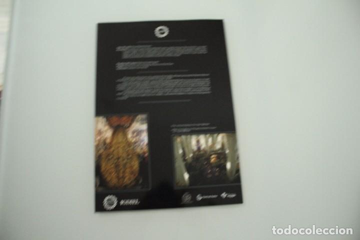 Carteles de Semana Santa: CARTEL DE SEMANA SANTA HUELVA PERIÓDICO ODIEL AÑO 2008 - Foto 2 - 234396030