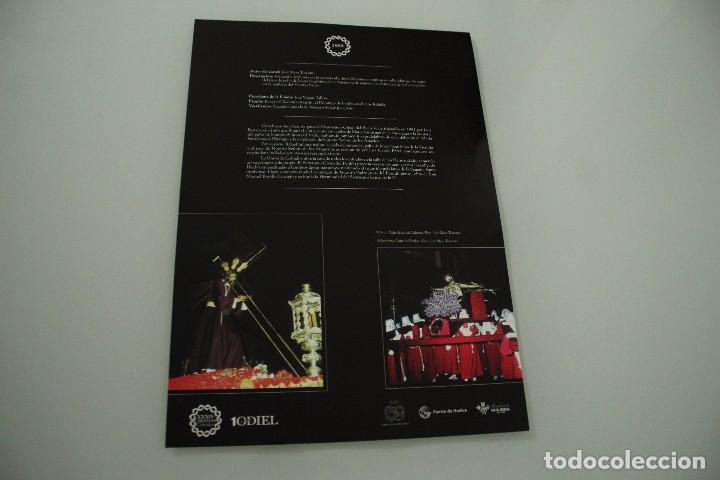 Carteles de Semana Santa: CARTEL DE SEMANA SANTA HUELVA PERIÓDICO ODIEL AÑO 1988 - Foto 2 - 234398695