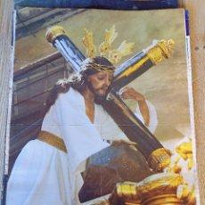 Carteles de Semana Santa: CARTEL SEMANA SANTA MÁLAGA, 1987. Lote 236018695
