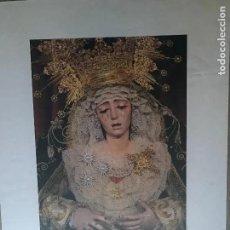 Carteles de Semana Santa: CARTEL SEMANA SANTA SEVILLA MARÍA SANTÍSIMA DE LA ESTRELLA - SAN JACINTO. Lote 236178080