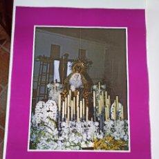 Carteles de Semana Santa: CARTEL SEMANA SANTA, CABEZAS DE SAN JUAN, 89. Lote 236810065