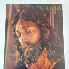 Carteles de Semana Santa: CARTEL SEMANA SANTA, CÁDIZ, JESÚS DE LAS PENAS. Lote 236811550