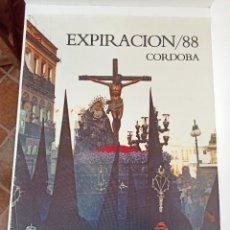 Carteles de Semana Santa: CARTEL SEMANA SANTA, CÓRDOBA, 88. Lote 236811800