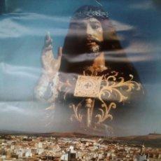 Carteles de Semana Santa: CARTEL ANTIGUO DE SEMANA SANTA VALDEPEÑAS CIUDAD REAL 1993 MEDIDAS: 62 X 44. Lote 236982720