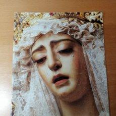 Carteles de Semana Santa: ENCARNACIÓN DE LA ANGUSTIA. SEMANA SANTA SEVILLA. REVISTA CAJA SAN FERNANDO. Lote 289786853