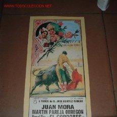Carteles Toros: CARTEL DE TORO - FERIA DE ABRIL 1993 - SEVILLA. Lote 8481851