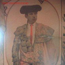 Carteles Toros: RAFAEL GUERRA - GUERRITA - GRAN CARTEL DE TOROS - RARO.. Lote 22926723