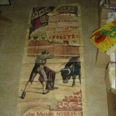 Carteles Toros: PLAZA DE TOROS DE JUMILLA (MURCIA) - 16 AGOSTO DE 1902. Lote 26606293