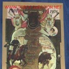 Carteles Toros: PLAZA TOROS VISTA ALEGRE. Lote 1480181