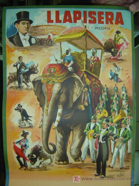 Carteles Toros: CARTEL TOROS - LLAPISERA - ILUSTRADOR: DONAT - AÑO 1959 - SIN IMPRIMIR - Foto 2 - 117702066