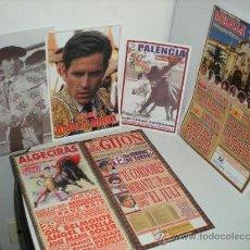 Carteles Toros: FOTOS Y CARTELES DE TOROS. Lote 22390639