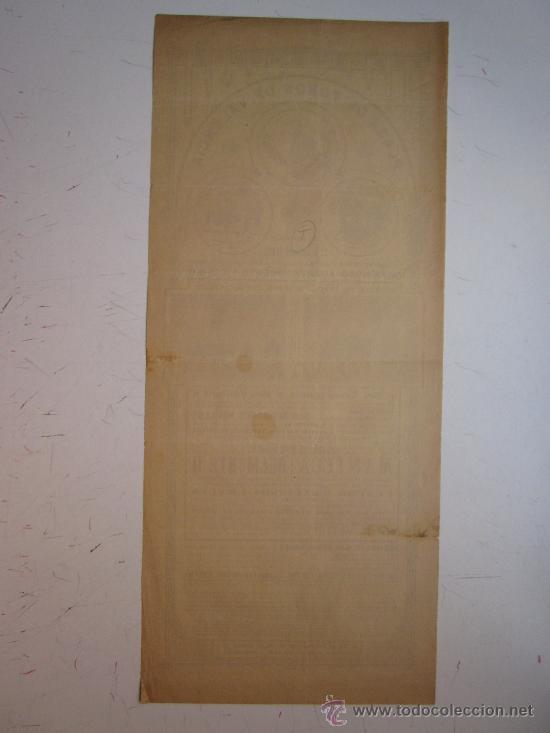 Carteles Toros: CARTEL TOROS VALENCIA - AÑO 1913 - IMP. LIT. ORTEGA - Foto 7 - 29885708