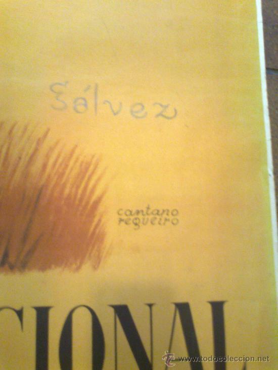 Carteles Toros: Se ve el ilustrador y lo de arriba parace que lo han pintado a lápiz. - Foto 3 - 31408329
