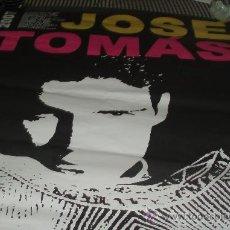 Carteles Toros: CARTEL CON LA FOTO DE JOSE TOMAS EN EL AÑO 2007. Lote 34269629