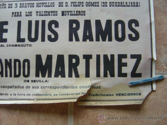Carteles Toros: PLAZA DE TOROS DE PEÑALVER (GUADALAJARA) 1985 LITOGRAFIA- ILUSTRADOR: CROS ESTREMS - Foto 7 - 37757940