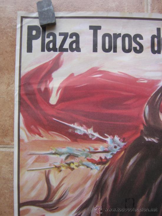 Carteles Toros: PLAZA DE TOROS DE HUMANES (GUADALAJARA) 1992 LITOGRAFIA- ILUSTRADOR: SAGUSTY - Foto 4 - 37758192