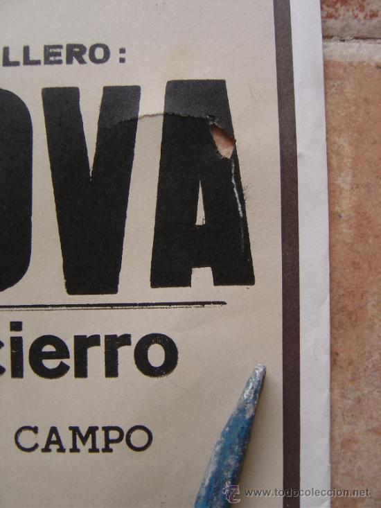 Carteles Toros: PLAZA DE TOROS DE HUMANES (GUADALAJARA) 1992 LITOGRAFIA- ILUSTRADOR: SAGUSTY - Foto 8 - 37758192
