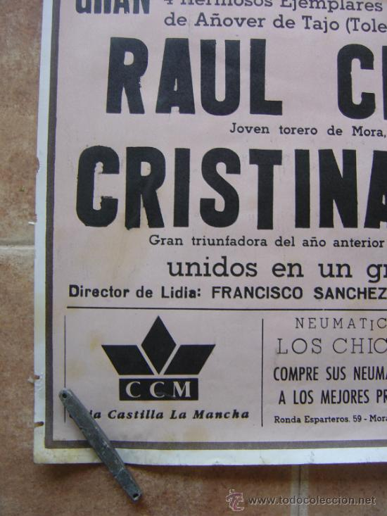 Carteles Toros: PLAZA DE TOROS DE MANZANEQUE 1992 - LITOGRAFIA - ILUSTRADOR: LOPEZ CANITO - Foto 5 - 37773799