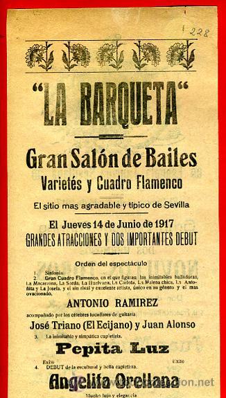 Carteles Toros: CARTEL TOROS, PLAZA DE SEVILLA , 1917, JUAN NUÑEZ ,FRANCISCO DIAZ, CON PUBLICIDAD , ORIGINAL M228 - Foto 3 - 42570154