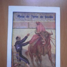 Carteles Toros: PROGRAMA DE MANO. Lote 44996127