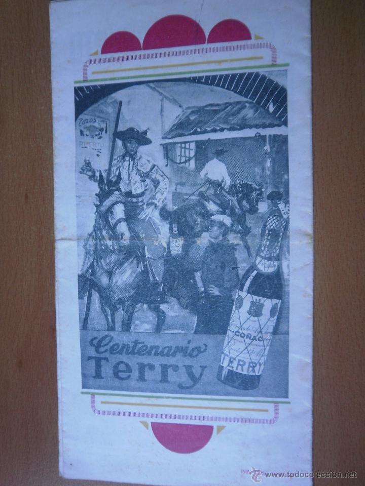 Carteles Toros: Programa toros en el Puerto 1958 - Foto 4 - 45018962