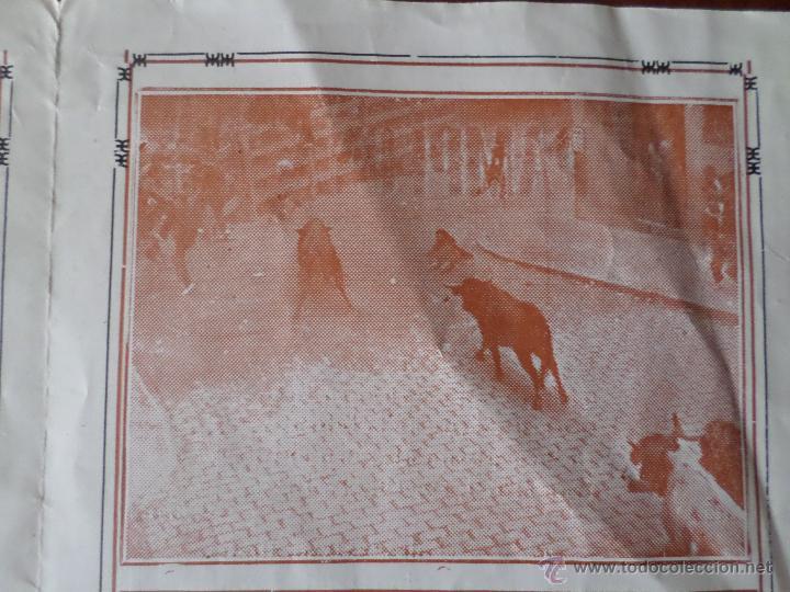 Carteles Toros: PROGRAMA FIESTAS DE PAMPLONA 1930 - Foto 10 - 50172044