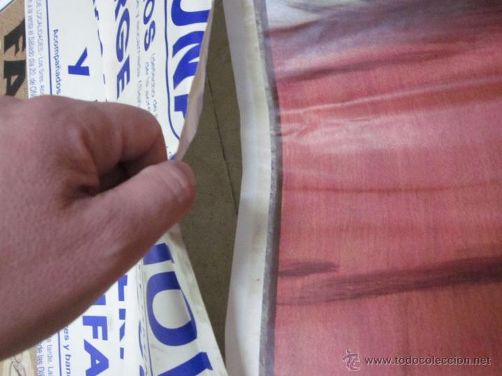 Carteles Toros: CARTEL GRANDE TOROS VALENCIA - AÑO 1992 - LITOGRAFIA - RUANO LLOPIS - Foto 7 - 51354641