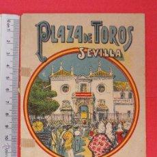 Carteles Toros: PROGRAMA TAURINO- PLAZA DE TOROS DE SEVILLA -1914 - 19 DE JULIO. Lote 51488504