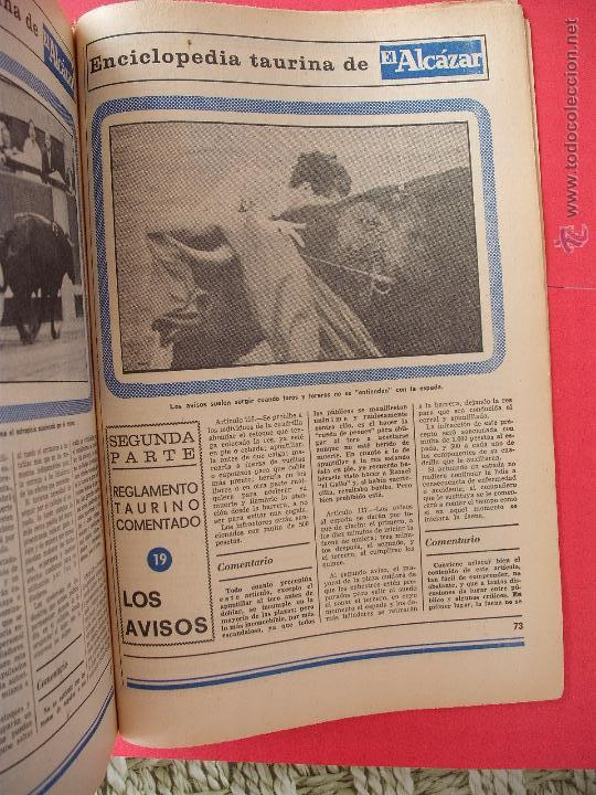Carteles Toros: ENCICLOPEDIA TAURINA EL ALCAZAR SEGUNDA PARTE - Foto 19 - 51539477