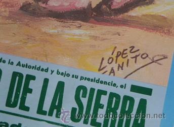 Carteles Toros: CARTEL DE TOROS AÑO 1989 CURRO ROMERO BOHÓRQUEZ LITRI PARADA PUERTA MANILI TAUROMAQUIA LÓPEZ CANITO - Foto 4 - 53284864