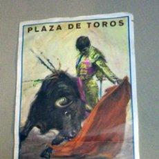 Carteles Toros: ANTIGUO CARTEL PLAZA DE TOROS DE VALENCIA, MANUEL BENITEZ EL CORDOBES, EL VITI, EL PIREO, 1963. Lote 54836941