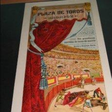 Carteles Toros: CARTEL DE TOROS DE BADAJOZ 11 Y 12 DE MAYO DE 1912. Lote 57573643
